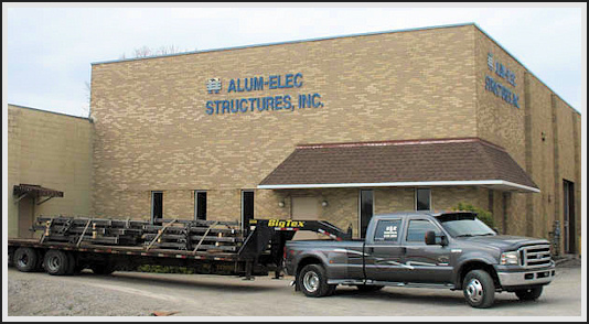 Alum-Elec Structures Facility, Kendallville, Indiana